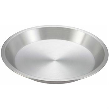 Winco Commercial 10-Inch Aluminum Pie Pan