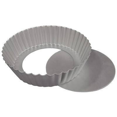 Fat Daddio's 8 in. x 2 in. Deep Tart Pan