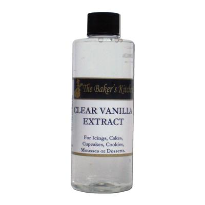 TBK Clear Vanilla Extract