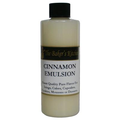 TBK Pure Cinnamon (Cassia) Emulsion