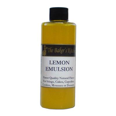 TBK Pure Lemon Emulsion