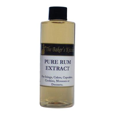 TBK Pure Rum Extract