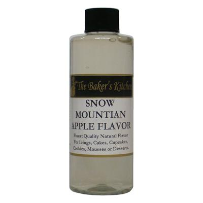 TBK Natural Snow Mountain Apple Flavor