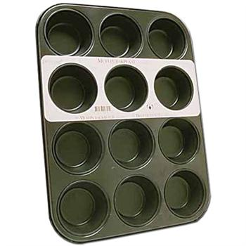 Patisse Classic Nonstick 12 Cup Muffin Pan