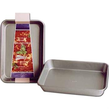 Patisse 13-3/4-in x 9-1/2-in Silvertop Baking & Roast Pan