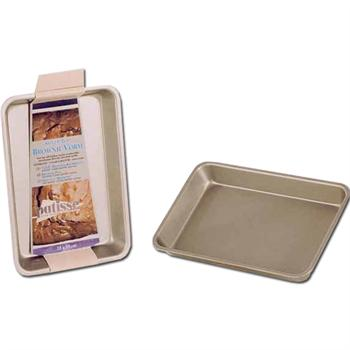 Patisse 11 Inch x 7-1/2 Silvertop Brownie Pan