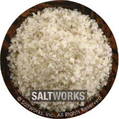 Salt Works French Grey Coarse Sea Salt, 7.5 oz