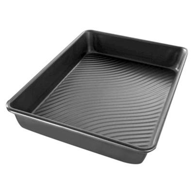 "Patriot Pan 9""x13"" Aluminized Steel Rectangle Cake Pan"