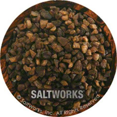 Salt Works Salish Alderwood Smoked Salt, 7 oz