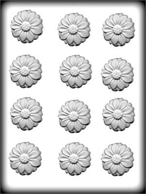 1in Daisy Hard Candy Mold