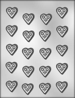 CK Products Valentine Mints Chocolate Mold