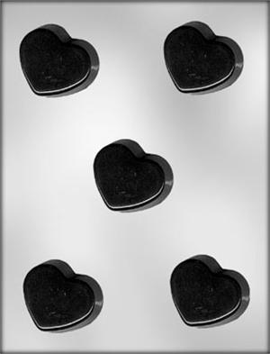 Heart Chocolate Cup Chocolate Mold