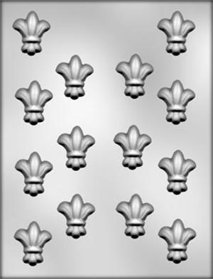 CK Products Fleur De Lis Chocolate Mold