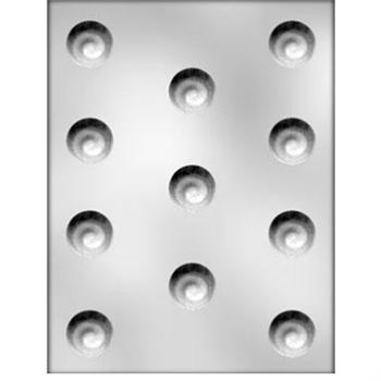 CK Products 1 Inch Cherry Flip Chocolate Mold