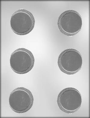CK Products 2in Peanut Butter Cup Chocolate Mold