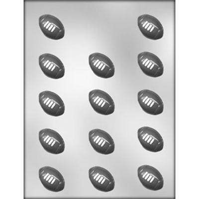 CK Products 1 Inch Football Chocolate Mold