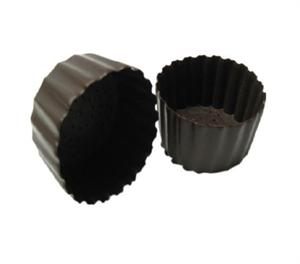 TBK Dark Angelo Chocolate Cups 15 Per Pkg.