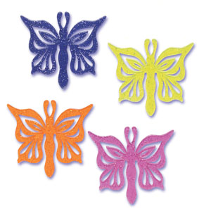 Bakery Crafts Butterfly Bookmark Picks