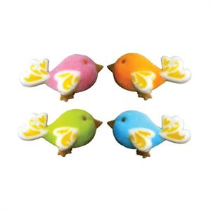 Birds of Fancy Sugar Decorations