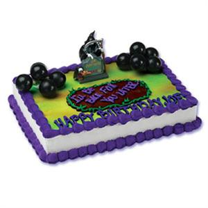Grim Reaper Over The Hill Cake Kit