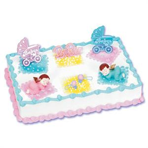 Bakery Crafts Sleeping Babies Cake Kit