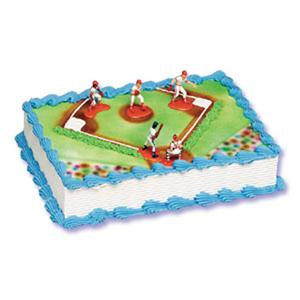 Bakery Crafts Baseball Cake Kit