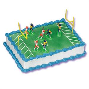 Bakery Crafts Football Cake Kit