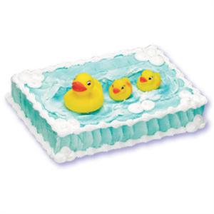 Bakery Crafts Rubber Duckies Cake Kit
