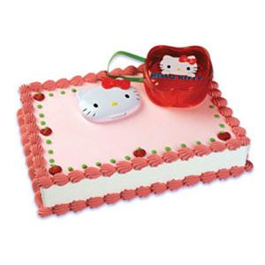 Hello Kitty Compact - Purse Cake Kit