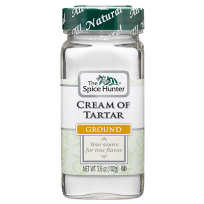 Spice Hunter Cream of Tartar, 3.6 oz.