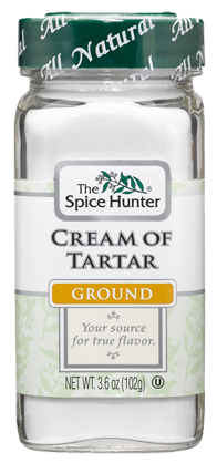 Spice Hunter Cream of Tartar 3.6 oz.