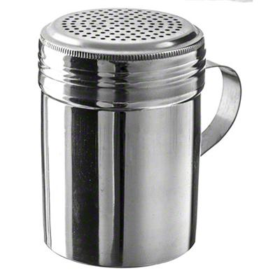 Winco 10 oz Stainless Steel Dredge With Handle