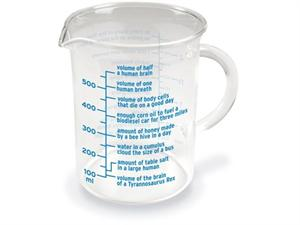 Equal Measure 2-1-2 Cup Measuring Cup