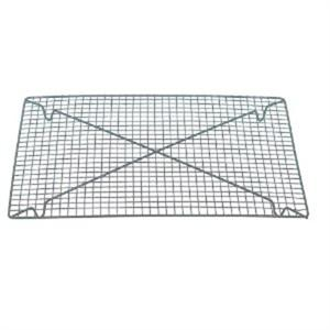 10 Inch x 14 Inch Grid Style Chrome Cooling Rack