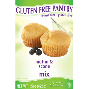 Gluten Free Muffin And Scone Mix