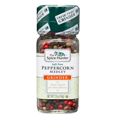Spice Hunter Peppercorn Medley, 2 Ounce