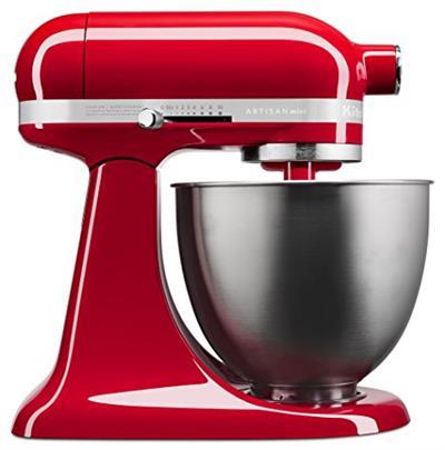 KitchenAid 3.5-Quart Artisan Mini Tilt-Head Stand Mixer