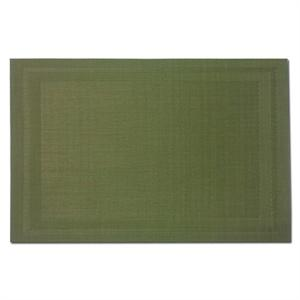 Pacific Merchants 17-in x 12-in Woven Placemat, Olive Green
