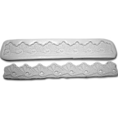 Eyelet Lace Silicone Press Mold