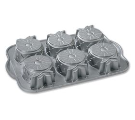 Nordic Ware Platinum Mini Pineapple Pan