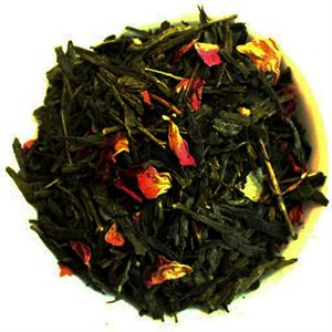 White Pomegranate Herbal Tea