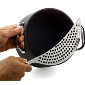 RSVP Endurance Crescent Pot Strainer
