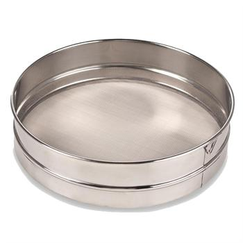 Winco 10-Inch Stainless Steel Sieve