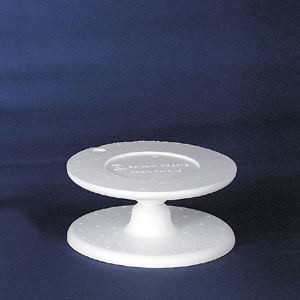 Bakery Crafts 10 Inch Disposable Cake Stand