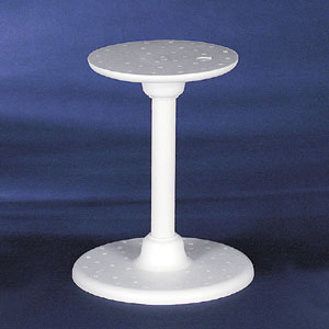 Bakery Crafts 8 Inch Disposable Cake Stand