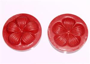 Fat Daddios Silicone Veiner Mold, Blossom Shape