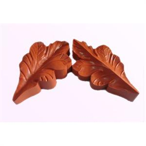 Fat Daddios Silicone Veiner Mold, Oak Leaf