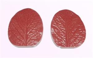 Fat Daddios Silicone Veiner Mold, Rose Leaf