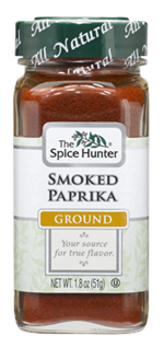 Spice Hunter Smoked Paprika 1.8 oz.