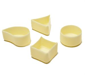 White Asst. Mini Chocolate Cups 200 per pkg.